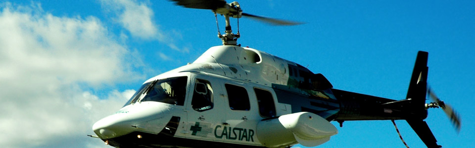 CALSTAR HELICOPTER